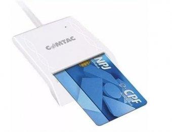 Leitor Smart card USB COMTAC
