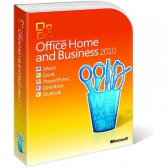 Licença FPP Microsoft Office Home & Student 2010 32Bits PT-BR