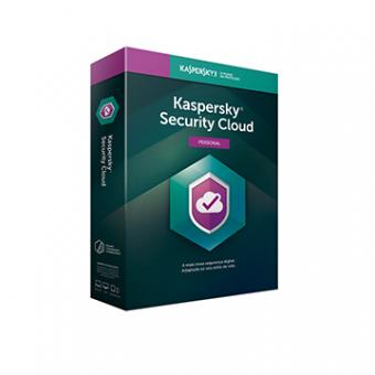 Licença Kaspersky Security Cloud Personal 5 Dispositivos
