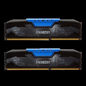 Memória 8GB DDR4 2400Mhz PNY ANARCHY