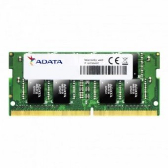 Memoria  Adata 4GB DDR4-2400MHZ Notebook Low Voltage AD4S2400J4G17-S