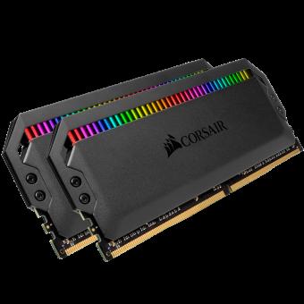 Memoria Corsair Dominator Platinum RGB 16GB (2un x 8GB) DDR4 3600MHz C15 -CMT16GX4M2C3600C18