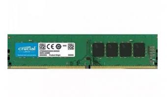 Memória Desktop Crucial 4gb 2400mhz Ddr4