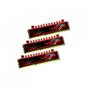 Memória G.skill Ripjaws 12gb (3x4gb) 240p Ddr3 1600 Pc3 12800 F312800cl9t12gbrl