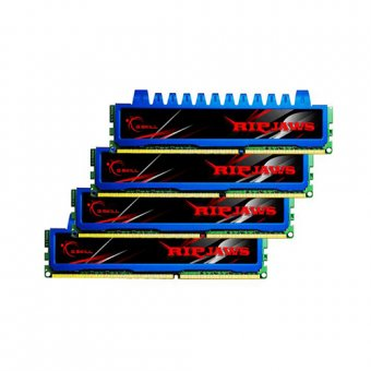 Memoria G.skill Ripjaws 8gb (4x2gb) 240p D3 1600 Pc3 12800 F3-12800cl8q-8gbrm