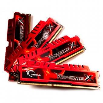 Memoria G.skill Ripjawsx 32gb (4x8gb) 240p D3 1600 12800 F3-12800cl10q-32gbxl