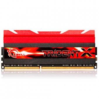 Memoria G.skill Tridentx 16gb (4x4) 2400mhz, F3-2400c10q-16gtx