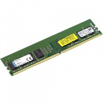 Memória Kingston 8GB 2400Mhz DDR4 CL17 - KVR24N17S8/8