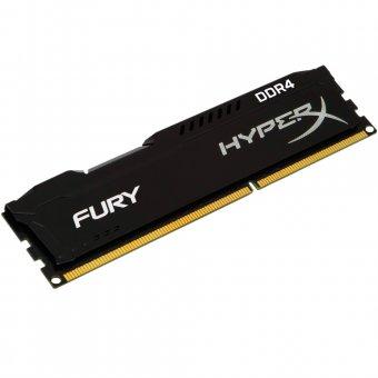 Memória Kingston HyperX FURY 4GB 2133Mhz DDR4 CL14 Black - HX421C14FB/4