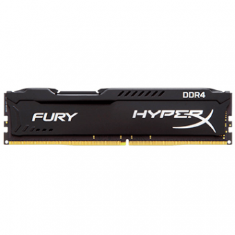 Memória Kingston HyperX Fury 4GB 2400Mhz DDR4