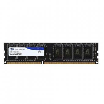 Memória RAM 8GB DDR3 1600Mhz TeamGroup