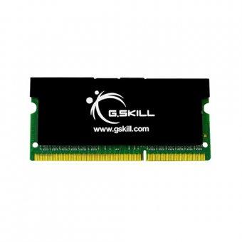Memória Ram So-dimm 8gb 2x4gb Ddr3 1600mhz F3-12800cl9d-8gbsk G.skill