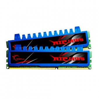 Memória Ripjaws 2x2gb Ddr3 F3-12800cl7d 4gbrm G.Skill