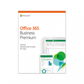 Microsoft Office 365 Business Premium Português FPP