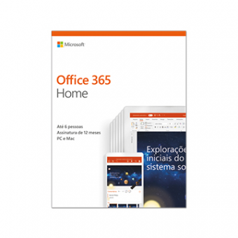 Microsoft Office 365 Home, Português, FPP