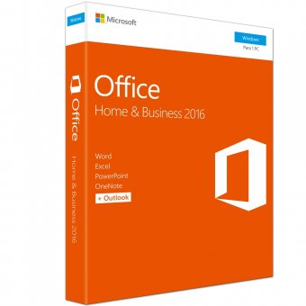 Microsoft Office Home Business 2016 32/64Bits