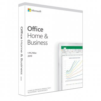 Microsoft Office Home Business 2019 32/64Bits - T5D-03241
