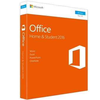 Microsoft Office Home Student 2016 32/64Bits 79G-04766