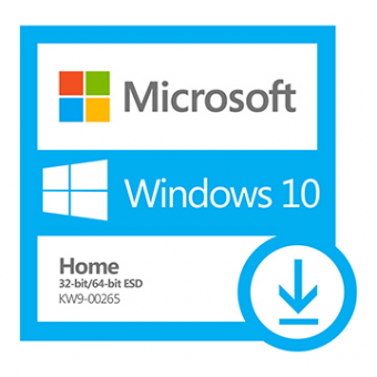 Microsoft Windows 10 Home, 32/64 Bits, Português, Digital para Download, ESD