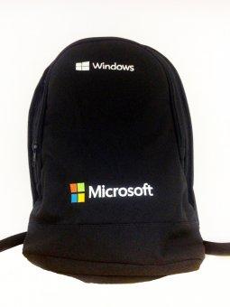 Mochila Microsoft BASIC NYLON 15,6