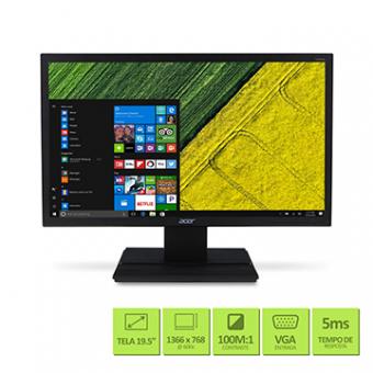 Monitor Acer V206HQL 19.5