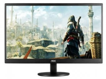 "Monitor Aoc Led 23,6"" M2470swd2 Full Hd"