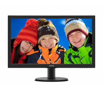Monitor Widescreen com Entrada HDMI LED 23.6