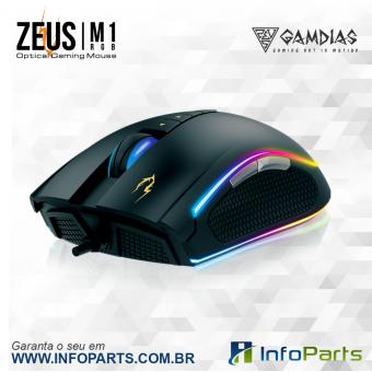 Mouse Gamer Gamdias Zeus M1