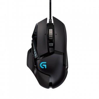 Mouse Gamer Logitech G502 Proteus Spectrum Rgb Preto, 910-004616