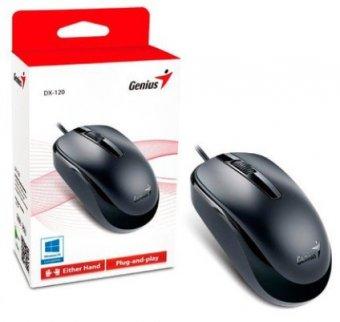 Mouse Genius Dx-120 Usb Preto