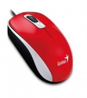 Mouse Genius DX-120 USB Vermelho 1200 DPI