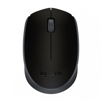 Mouse Logitech M170 S/ Fio RC/Nano Preto/Grafite
