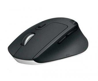 Mouse Logitech M720 1000dpi 8 Botoes Wireless Preto, 910-004790