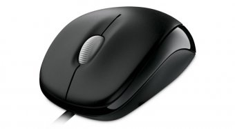 Mouse Microsoft Compact Wired 500 USB - U81-00010