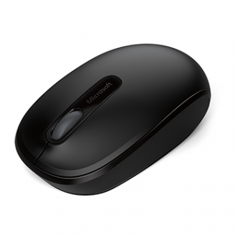 Mouse Microsoft Wireless U7Z-00008 Mobile 1850 USB Preto