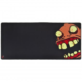 Mouse Pad Gamer HUEBR PRETO EXTENDED 900X420MM PCYES