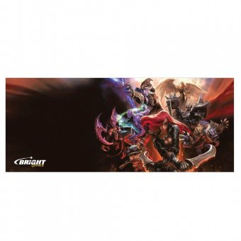 Mouse Pad Gamer lol Grande de 35 x 70cm Bright 0460