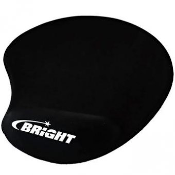 Mouse Pad Gel Preto 0307 Bright
