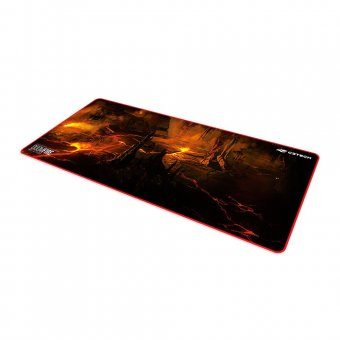 Mousepad Gamer C3 Tech 700x300mm Speed Com Borda Costurada Mp-g1100