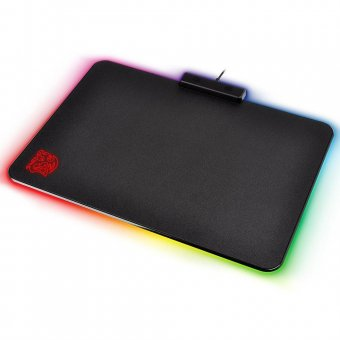 Mousepad Gamer Thermaltake Sports Draconem - Mp-dcm-rgbhms-01