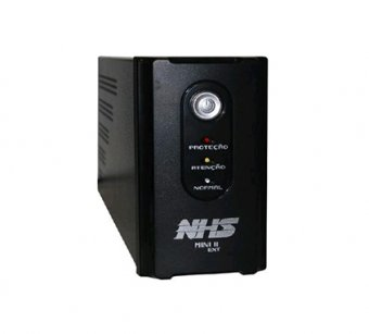 NO-BREAK NHS COMPACT PLUS III xxxx-y 1200VA 2 Baterias Seladas 7Ah/12v