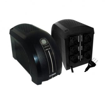 No-break Tsshara Ups Mini 600va Bivolt 4003