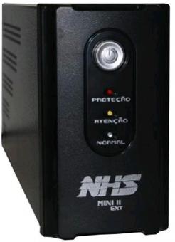 NOBREAK NHS COMPACT PLUS III 1400VA BIVOLT (C/2 Bateria 7AH)