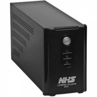 NOBREAK NHS COMPACT PLUS III EXT XXXX-Y (1500VA C/2 BAT SEL 9AH/SAIDA 120V)