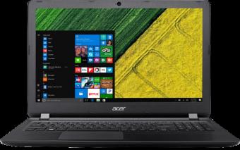 Notebook Acer Es1-572-3562 Preto Processador Intel Core I3-6006u, 4gb, 1tb, Windows 10