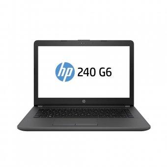 Notebook HP 240 G6 Intel Core I3-6006U 4GB 500GB 14 LED Windows 10 PRO Preto