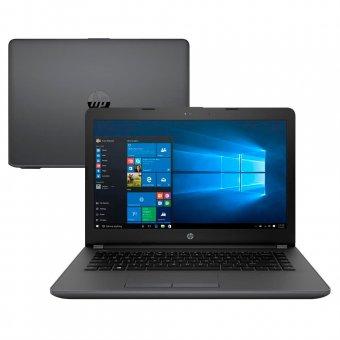 Notebook HP CM 246 G6 I5-7200U 4GB / 500GB Tela LCD 14' Win 10 SL