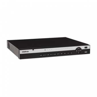 NVR Intelbras 6MP NVD 3116 P 16 Canais POE S/HD