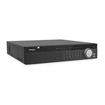 NVR Intelbras 8MP 4K NVD 7132 32 Canais Em Rede S/HD
