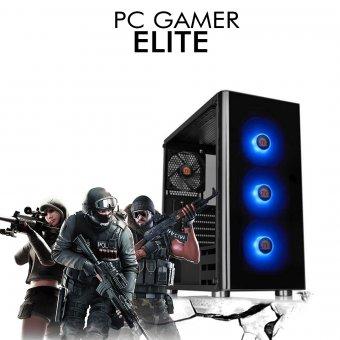 PC Gamer InfoParts ELITE - Intel Core i5-8600K, GTX 1050TI 4GB, 1TB, 8GB RAM